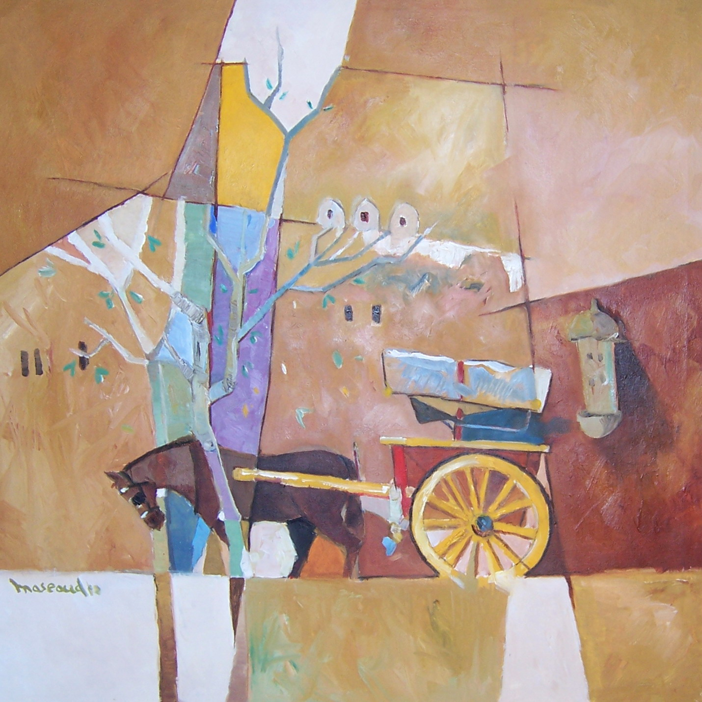 maseoud-ahmad-oil-on-canvas-24-x-24