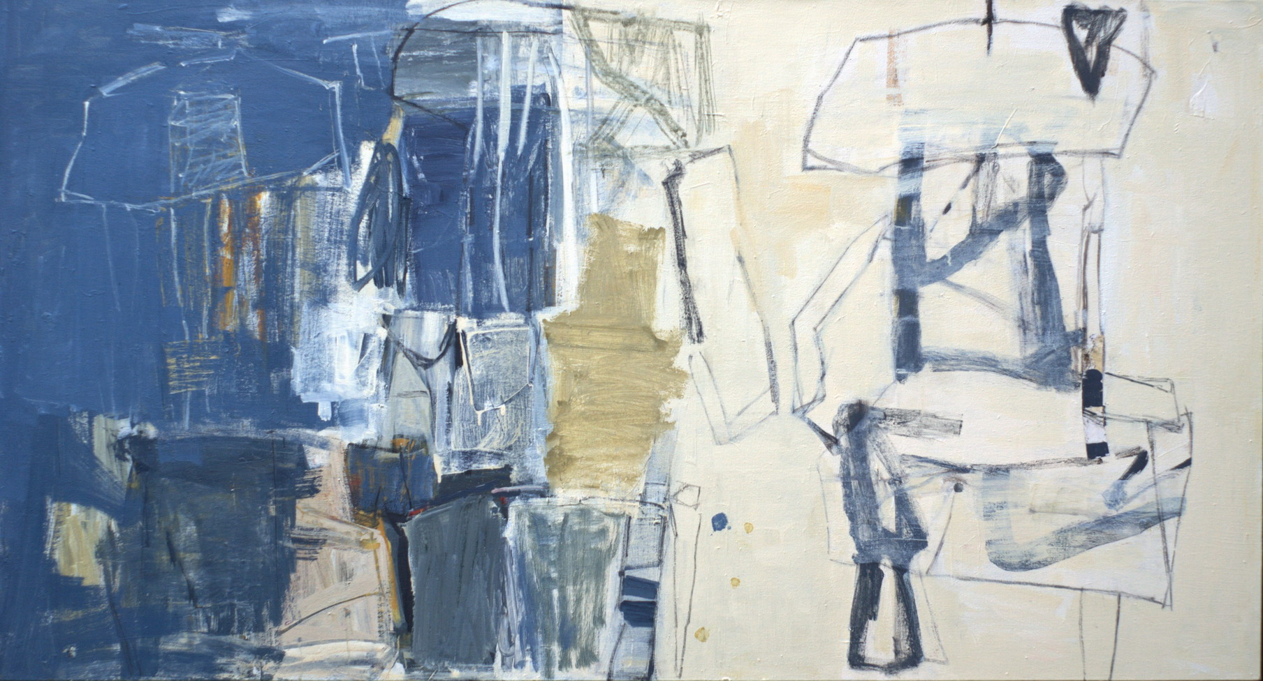 14 Shireen Kamran (Pigmentsacrylics on canvas) 38'' X 70'' Rs. 350,000-_resize
