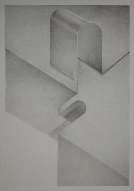 02 Hina Maqbool (Graphite on Saunders Sheet) 20''x 14'' 45,000-(2)_resize